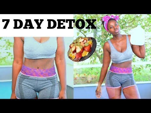 What a 7 Day Fruit Detox did to my body!?