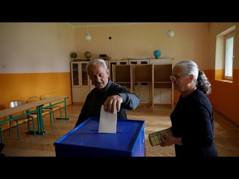Montenegro goes to the polls for first time since the Balkan nation joined NATO
