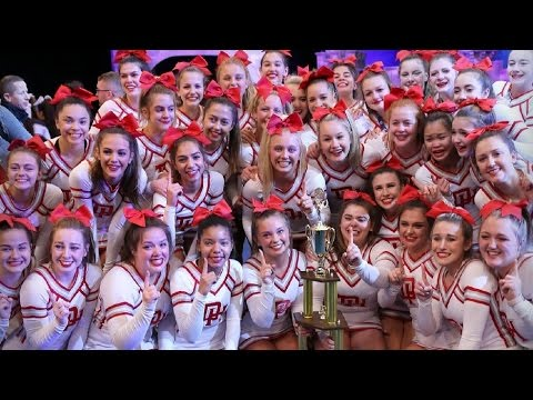 How Does It Feel To Be National Champions? Just Ask Dixie Heights Varsity Cheerleaders
