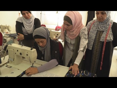 Charity or business? When big companies provide jobs for Syrian refugees