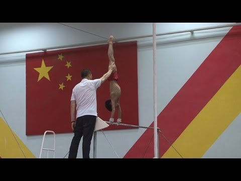 China searches for its next generation of Olympic stars