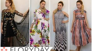 Floryday Dress Fashion Haul + Try On