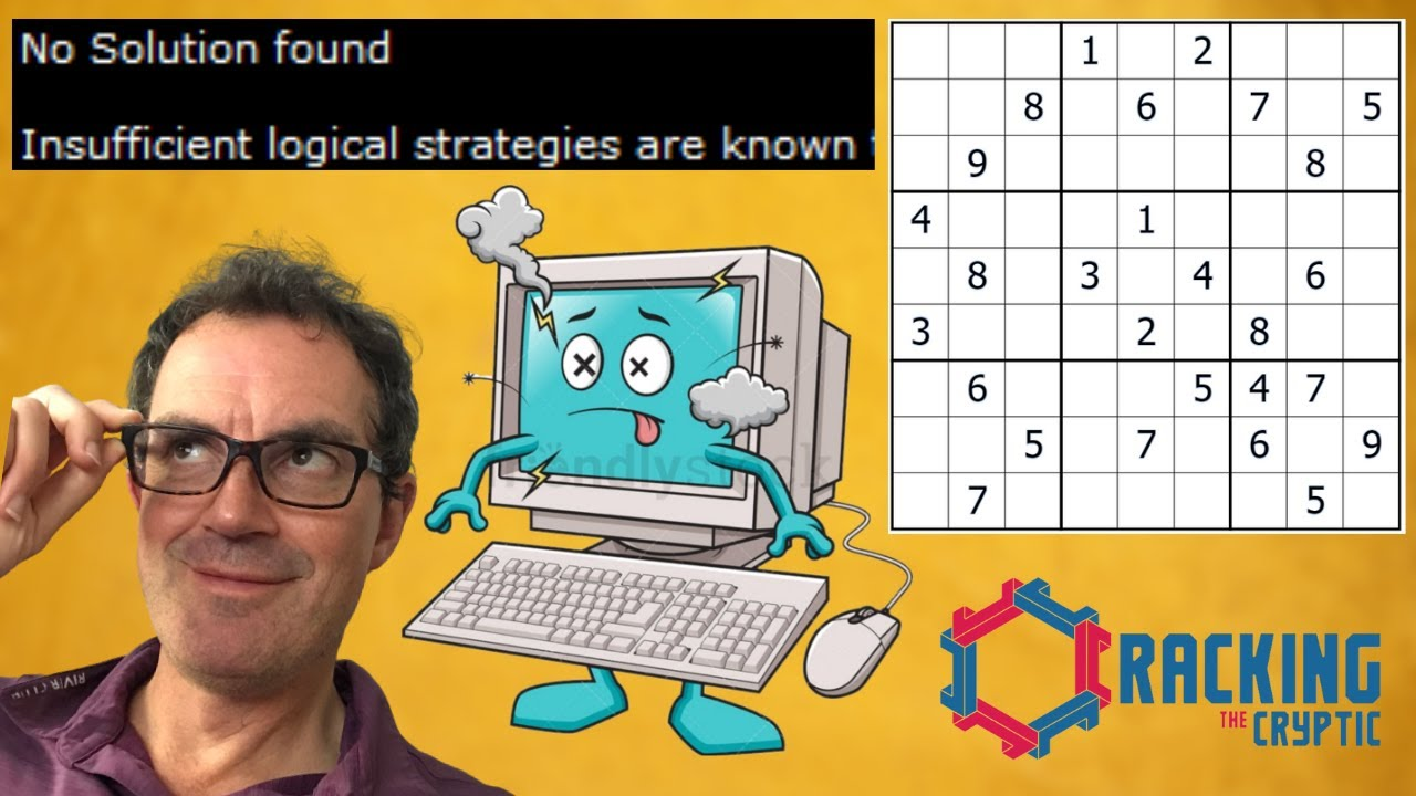 Download Computer Sudoku Solver Freaks Out!