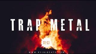 "[FREE] Heavy Metal Trap Beat ""Trap Metal"" [Rock Guitar Rap Instrumental Hybrid 2019]"