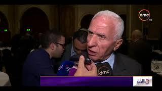 الأخبار - عزام الأحمد : مستمرون في وقف الاتصالات مع حتي العدول عن قرار إغلاق مكتب منظمة التحرير