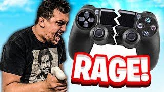 J'AI EXPLOSÉ MA MANETTE DE PS4 A CAUSE DES STREAMHACKERS