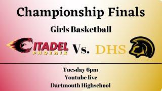 Championship Game Dartmouth Spartans vs. Citadel Pheonix