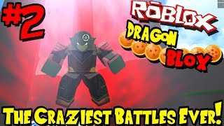 THE CRAZIEST BATTLES EVER! NO ONE CAN STOP ME! | Roblox: Dragon Blox (Remastered) - Episode 2