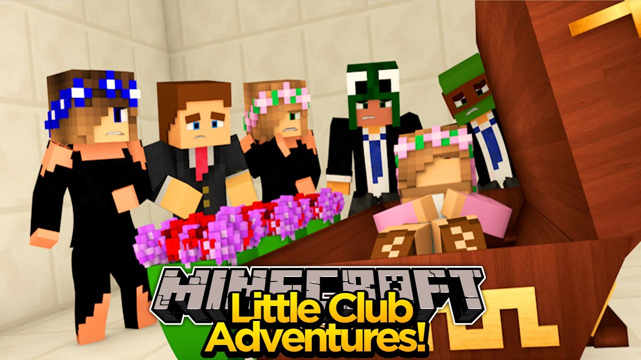 Minecraft little club adventures the little club defeat - The little club ...
