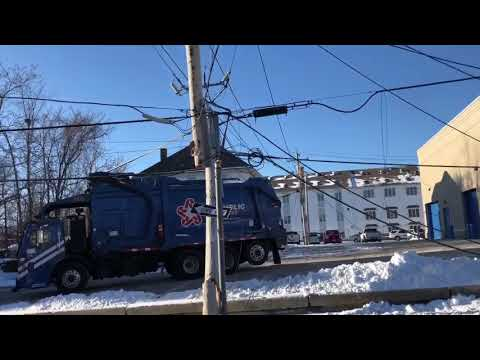Milford Police station lost power after garbage truck crashed into utility pole