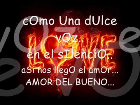 Amor Del Bueno Letra Reyli Miguel Bose Videos Music Strike