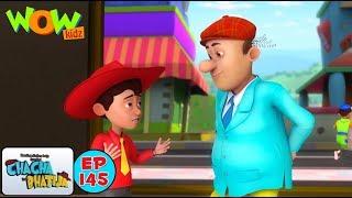 Karo bhalai khao malai - Chacha Bhatija - 3D Animation Cartoon for Kids - As seen on Hungama