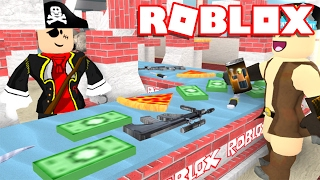 Roblox - F-BRICA DO ROBLOX !! - Roblox Tycoon 🎮