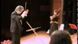 Chaconne g Vitali 風戸星那13歳1998年2月15日芦塚音楽千葉教室 浦安市文化会館