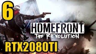 Homefront The Revolution Gameplay Walkthrough Part6 RTX 2080TI (1080p60FPS)