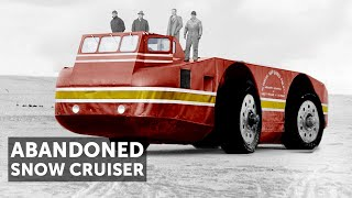 """Download """"The Snow Cruiser""""-Antarctica's Abandoned Behemoth Mp3 and Videos"""