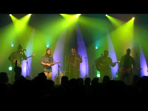 Greensky Bluegrass - full set late nite - Yonder Harvest Festival Ozark, AR 10-18-13 HD tripod