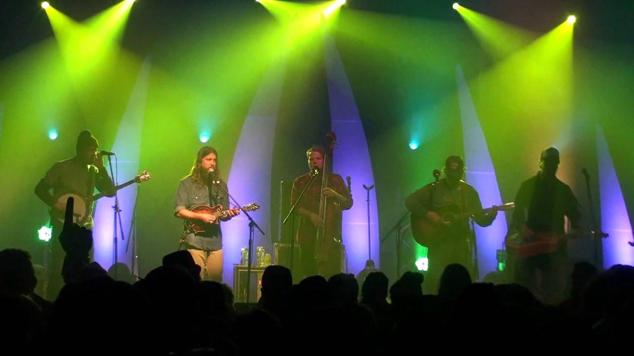a425e8da Greensky Bluegrass - full set late nite - Yonder Harvest Festival Ozark, AR  10-18-13 HD tripod