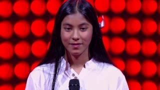 The Voice Kids Thailand - มิวสิค - คำยินดี  - 1 Mar 2015