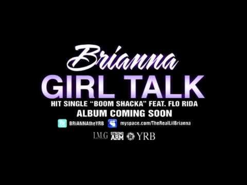 Brianna ft. Flo Rida - Boom Shacka Lacka