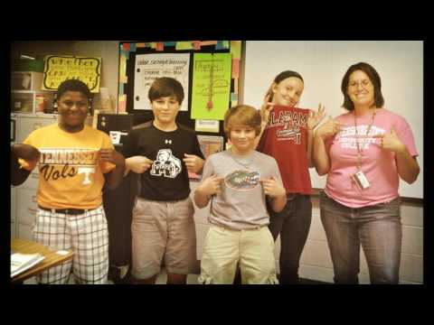 Crockett County Middle School No Excuses University Application Video 2016