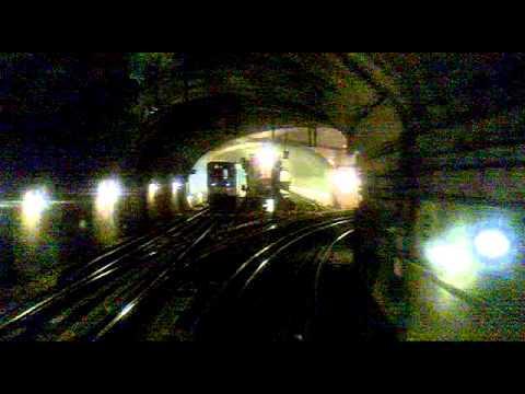 metro porte dauphine