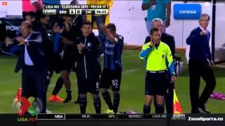 Querétaro vs Jaguares Chiapas 1 0 Gol Resumen Jornada 17 Clausura 2015 Liga MX