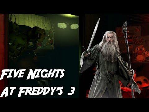 A horror park | Paródia Gémpléj: Five Nights At Freddy's 3 [S03E01] thumbnail