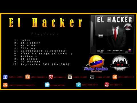 CD: El Hacker - Home Studios Producciones ©2016