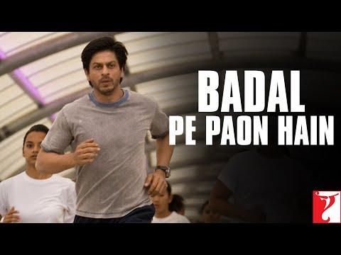 Song Promo | Badal Pe Paon Hain | Chak De India | Shah Rukh Khan