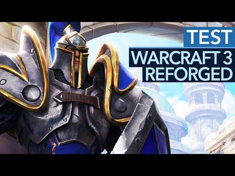 Blizzards Schlechtester Release - Warcraft 3: Reforged Im Test | Review