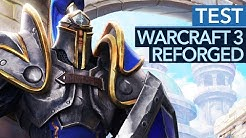 Blizzards schlechtester Release - Warcraft 3: Reforged im Test