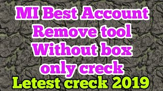 Pc Mi Account Unlock Tool - Bikeriverside