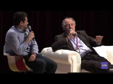 Fireside chat: Slava Rubin (CEO Indiegogo) and Yossi Vardi (Chairman 4YFN) - 4 Years From Now