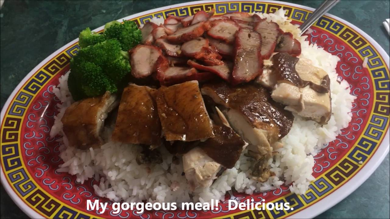 Chinatown Express Restaurant Washington Dc Duck Noodles Chicken Rice