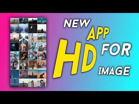 How To Download HD Images In Mobile|New HD Images Downloading App