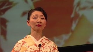 The power of culture in a global society - discover your cultural heritage | Nahomi Aso | TEDxTohoku
