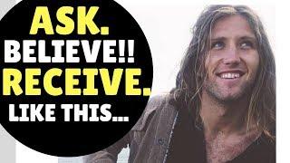 Ask believe receive book