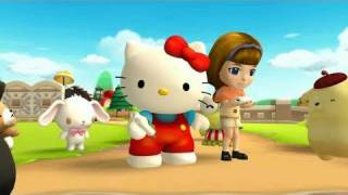 Hello Kitty Seasons - Wii - Launch Trailer