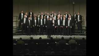 Kitsap Chordsmen at 2012 EVG District contest