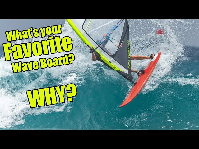 What's your favourite Wave board? ...why?
