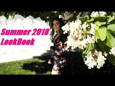 2018 Summer Dresses LookBook 2