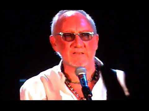 The Who estreia no Brasil com muito rock - parte 6 (ultima) São Paulo Trip  - Pb Wizard € Baba o Rel