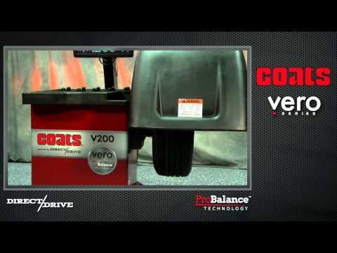 The Truth: Introducing the Coats Vero Series Wheel Balancer
