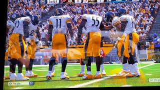 How will win the Falcons VZ Steelers
