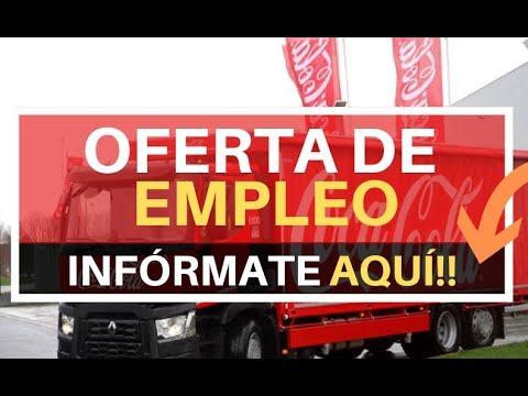 🎯EMPLEOS COCA COLA   OFERTA DE EMPLEO   BUSCO TRABAJO 2019