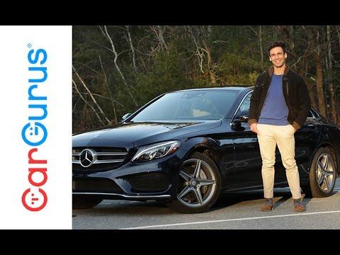 2017 Mercedes Benz C Class Cargurus Test Drive Review
