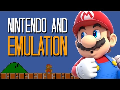 Did Nintendo download a Mario ROM and sell it back to us    Here     s A