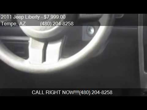 2011 Jeep Liberty Sport 4x2 4dr SUV for sale in Tempe, AZ 85