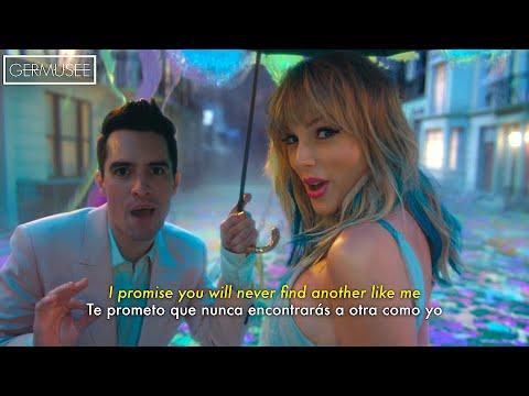 Taylor Swift - ME! [Ft. Brendon Urie] Subtitulada En Español (Official Video)